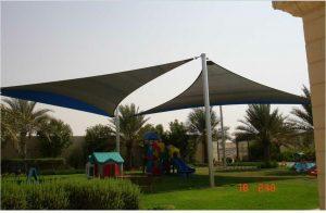 مظلة حديقة
