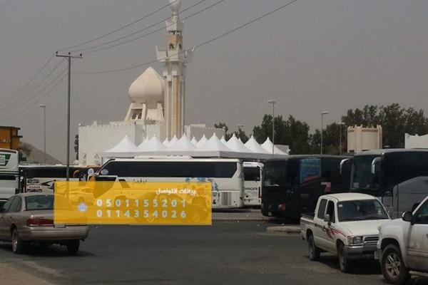 مظلات المساجد