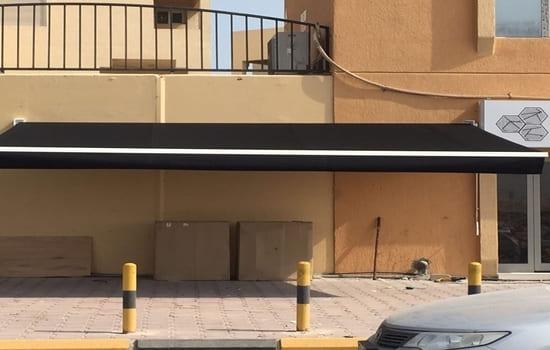 مظلات متحركة الرياض